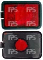 Фонарь задний для Volkswagen Transporter T4 '91-03 левый/правый (TYC) в бампер, ПТФ