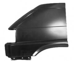 Крыло переднее левое для Volkswagen Transporter T4 '91-03, TDI, без отв. воздухозаб. (Tempest)