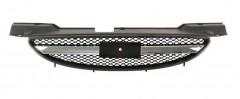 Решетка радиатора для Chevrolet Aveo '04-05 SDN/HB, хром полоска (Tempest)