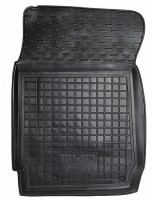 AVTO-Gumm Коврик в салон водительский для BYD F3 '05- резиновый, черный (AVTO-Gumm)  АКПП