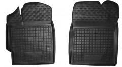Коврики в салон передние для Lifan 530 '13- резиновые (AVTO-Gumm)
