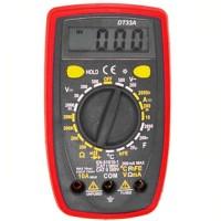 Мультиметр цифровой DT33A