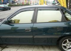 Дефлекторы окон для Opel Astra F '91-98 (Hic)