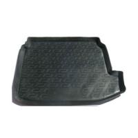 Коврик в багажник для Chery M11 '08- хетчбек, резиновый (Lada Locker)