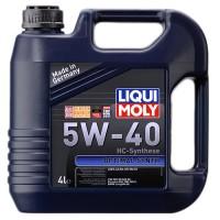 LIQUI MOLY Optimal Synth  5W-40 (4 л.)