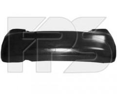 Задний бампер Kia Picanto '04-07 грунтов. (FPS)