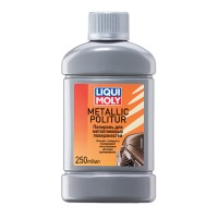 LIQUI MOLY Полироль для металлика Metallic Politur 0,25 л.