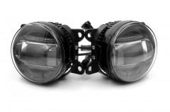 Противотуманные фары c ДХО (LED-DRL) светодиодные fl-drl-003