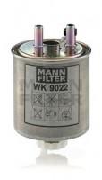 Топливный фильтр Mann-Filter WK 9022