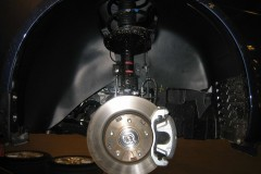 Подкрылок передний правый для Mitsubishi Lancer X (10) '07- (Novline)