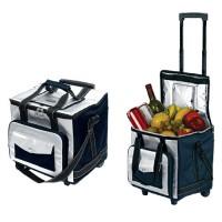 Холодильник-сумка термоэл. Mystery MTH-32B на колесиках