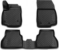 Novline Коврики в салон 3D для Ford B-Max '12- полиуретановые (Novline)