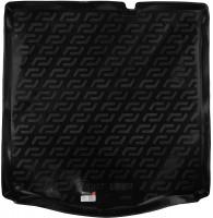 Коврик в багажник для Citroen C-Elysee '13-, резино/пластиковый (L.Locker)
