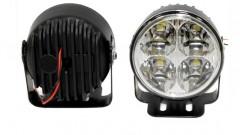 Дневные ходовы огни универсальные HY-092-1-P (Lavita) LED
