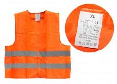 Жилет безопасности светоотражающий LA 171601 XL