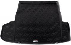 L.Locker Коврик в багажник для BMW 5 E60 '03-10 седан, резино/пластиковый (Lada Locker)