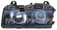 Фара передняя для BMW 3 E36 '90-94 левая (DEPO) механич./электрич. 200709-E