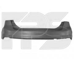 Задний бампер Ford Focus III '11- седан, грунт (FPS)