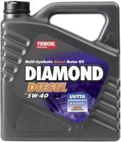Teboil Diamond Diesel SAE 5W-40 (4�)