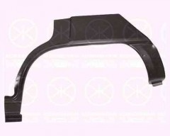 Ремонтная часть заднего крыла для Daewoo Nexia '95-08, арка, цинк, правая (FPS)