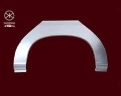 Ремонтная часть заднего крыла для Fiat Ducato '94-06, арка, цинк, левая/правая (FPS)