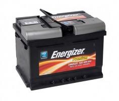 Автомобильный аккумулятор Energizer Premium 60Ач