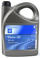 GM Semi Synthetic 10W-40 (5�)