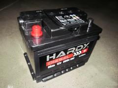 Автомобильный аккумулятор SADA HARDY DISEL 65Ач, левый плюс