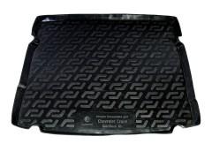 L.Locker Коврик в багажник для Chevrolet Cruze '11- хетчбек, резино/пластиковый (Lada Locker)