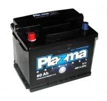 Автомобильный аккумулятор Plazma Original 60Ач левый плюс