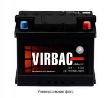 Автомобильный аккумулятор A-MEGA Virbac Classic 75Ач, правый плюс