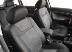 Авточехлы Leather Style для салона Volkswagen Passat B5 '97-05 (MW Brothers)
