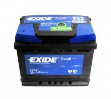 Автомобильный аккумулятор Exide Excell 62 Ah