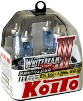 ������������� �������� Koito Whitebeam III H4 12V kt p0754w (��������: 2 ��)