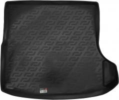 Коврик в багажник для Volkswagen Golf V '07-09 универсал, резино/пластиковый (Lada Locker)