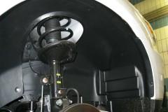 Фото 4 - Подкрылок передний левый для Mitsubishi Outlander XL '07-12 (Novline)