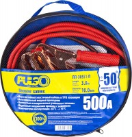 Провода прикуривания Pulso 500А ПП-30551-П