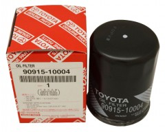 Масляный фильтр оригинальный Toyota 90915-10004