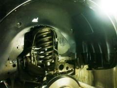 Фото 4 - Подкрылок передний правый для Mitsubishi Pajero Sport 2 '08-16 (Novline)