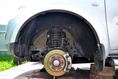 Подкрылок передний левый для Mitsubishi Pajero Sport 2 '08-16 (Novline)