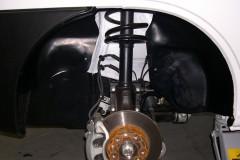Подкрылок передний левый для Fiat Ducato '06- (Novline)