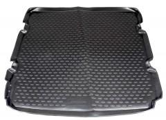 Коврик в багажник для Chevrolet Orlando '11- (длинный), полиуретановый (Novline) черный