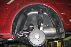 Фото 4 - Подкрылок задний левый для Renault Logan '04-12 (Novline)
