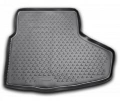 Коврик в багажник для Lexus IS 250 '05-13, полиуретановый (Novline) черный