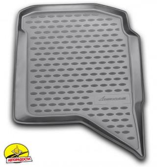 Коврики в салон для Dodge Ram '04-12 полиуретановые (Novline)