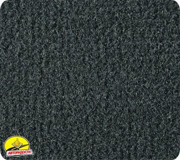 Коврики в салон для Fiat Ducato '06- текстильные, черные (Люкс)