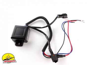 Дневные ходовые огни для Ford Mondeo '11-14 (LED-DRL)