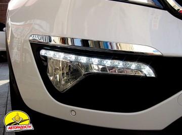 1 - Дневные ходовые огни для Kia Sportage '10-15 (ПТФ) (LED-DRL)