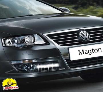3 - Дневные ходовые огни для Volkswagen Passat B6 '05-10 (LED-DRL)