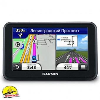 Автомобильный навигатор Garmin Nuvi 140 LMT CE Навлюкс